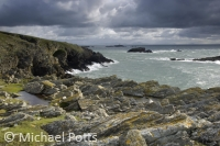 Anglesey Coast off Rhoscolyn