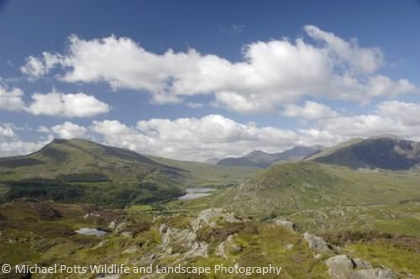 Moel Siabod and Snowdon Horseshoe
