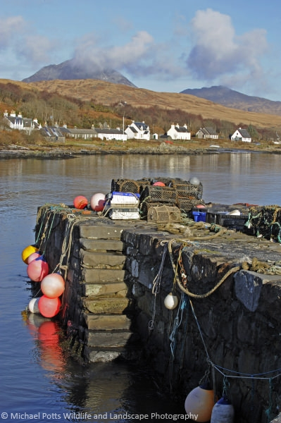 Craighouse Harbour