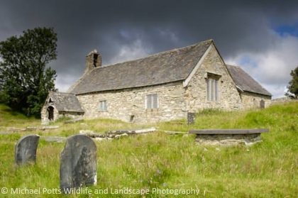 Old Llangalenin Church