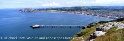 Llandudno Bay looking to theLittle Orme